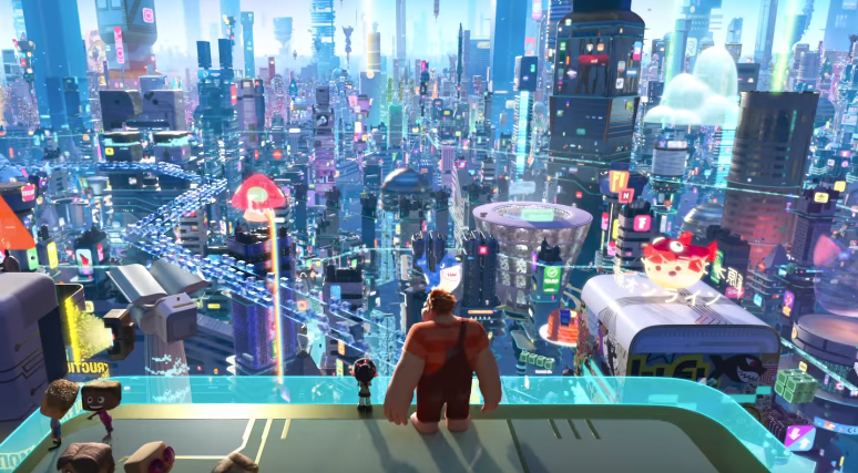 Wreck it Ralph 2 trailer review