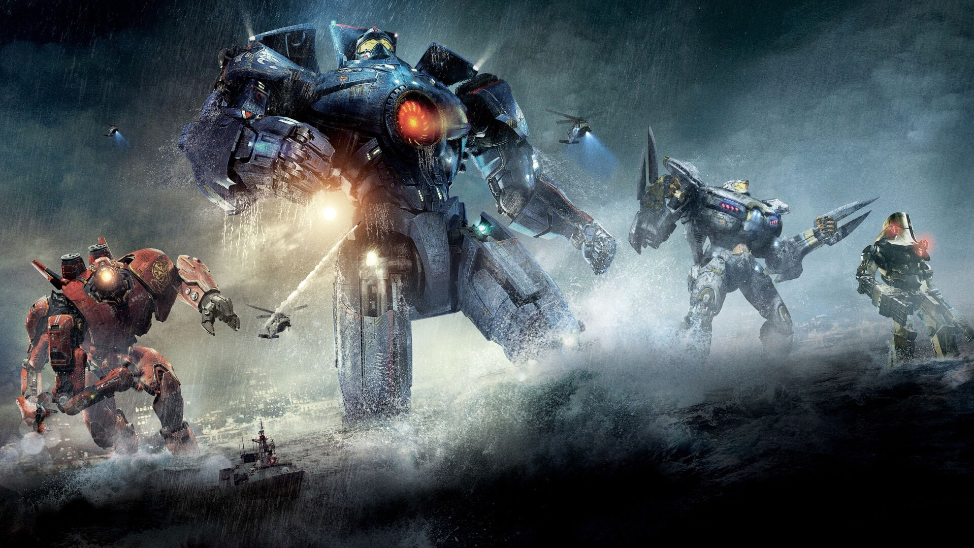 Pacific Rim 1 review