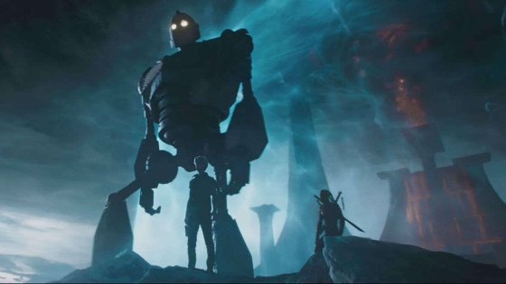 Ready Player One Iron Giant