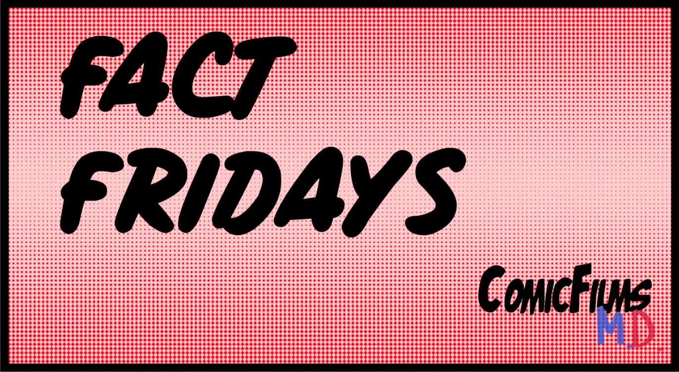 Fact Friday Episode 2 - Wonder Woman